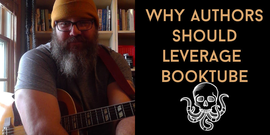 Why Authors Should Leverage BookTube