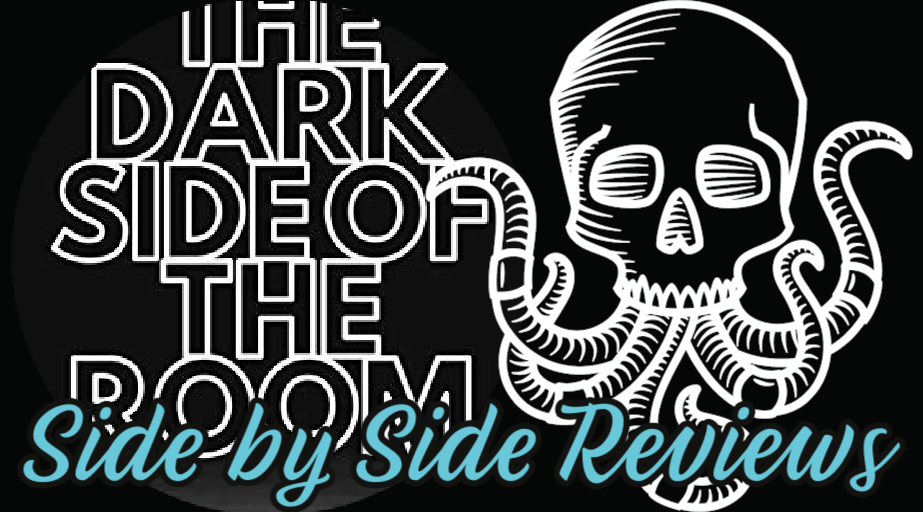 Side by Side Book Review: THE DARK SIDE OF THE ROOM by Tyler Jones