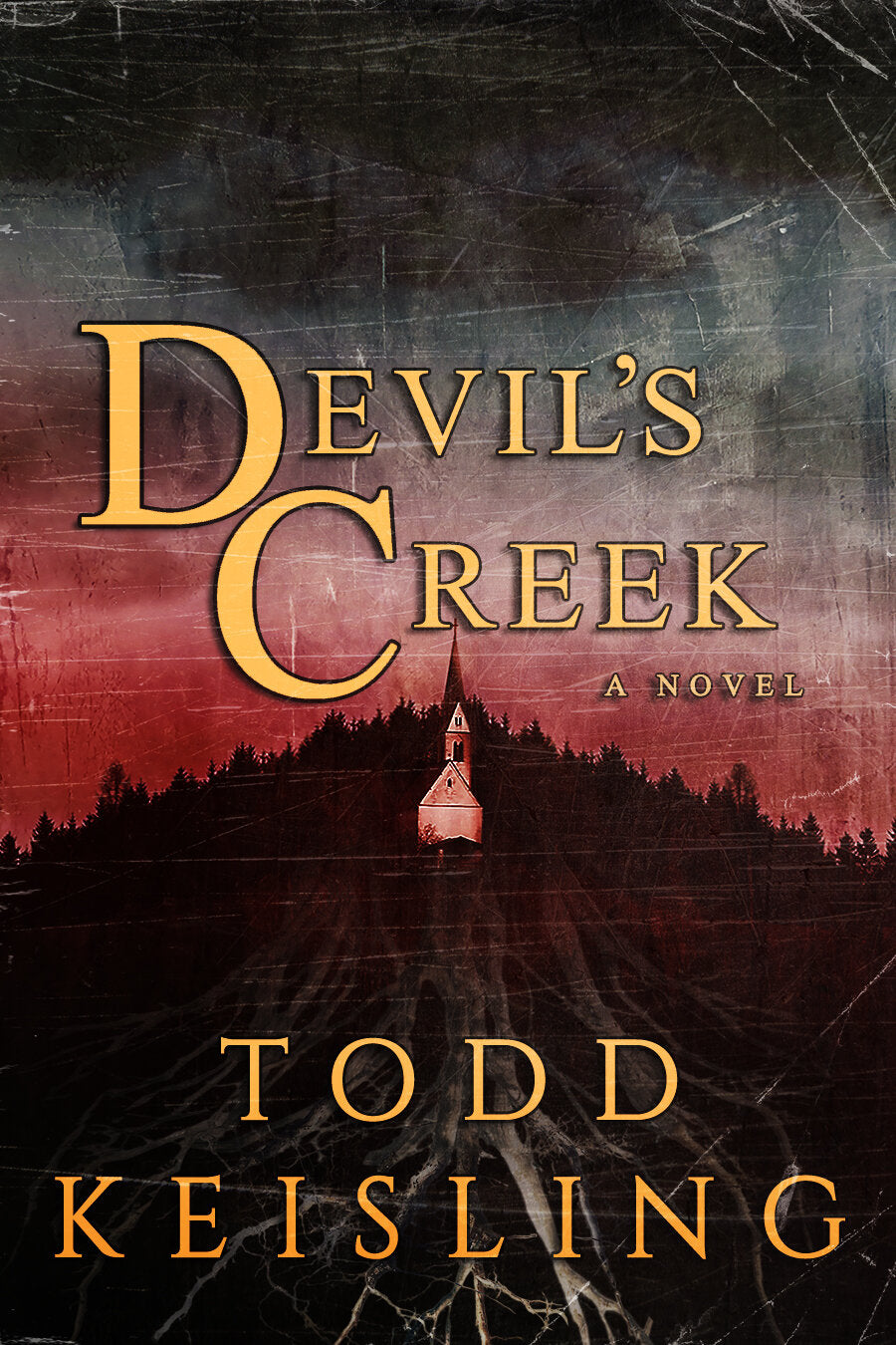 Happy Book Birthday to DEVIL'S CREEK by Todd Keisling