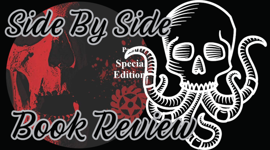 Side By Side Book Review: EXITORS by M. Seamus Reed