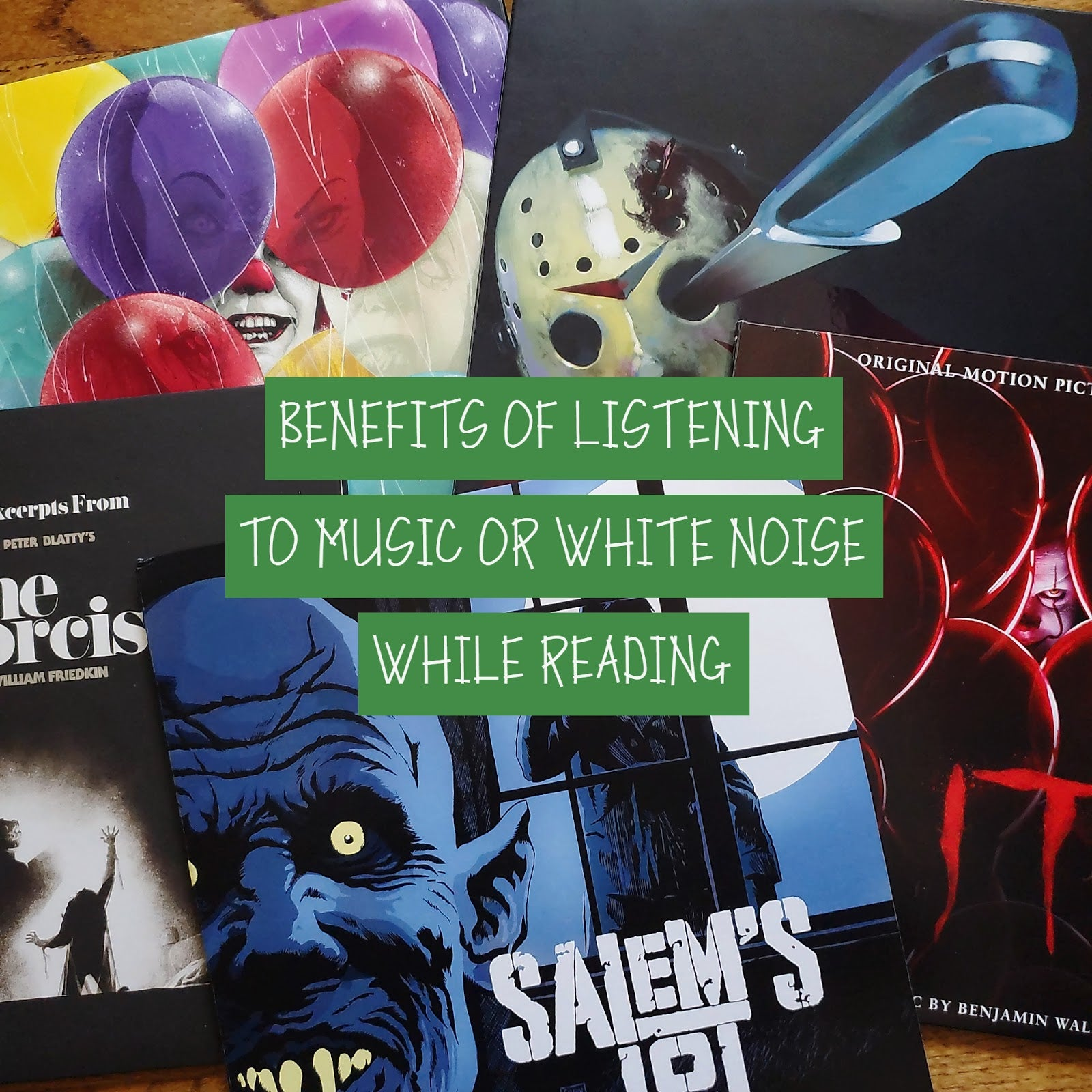Benefits of Listening to Music or White Noise While Reading- Alex Pearson
