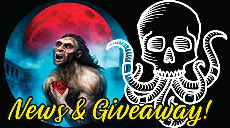 A Giveaway! Plus the Release Date for The Hobgoblin of Little Minds by Mark Matthews