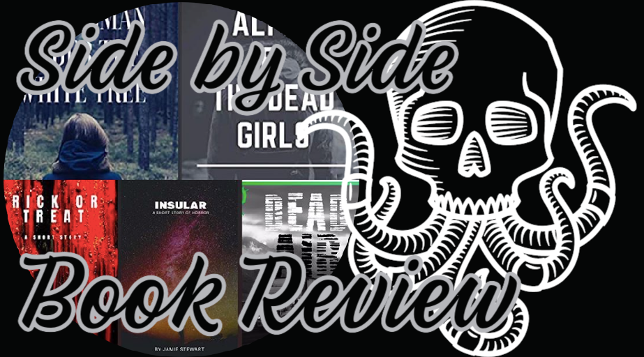 Side by Side Book Reviews: Short Stories by Jamie Stewart