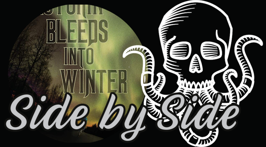Side by Side Book Reviews: AUTUMN BLEEDS INTO WINTER by Jeff Strand