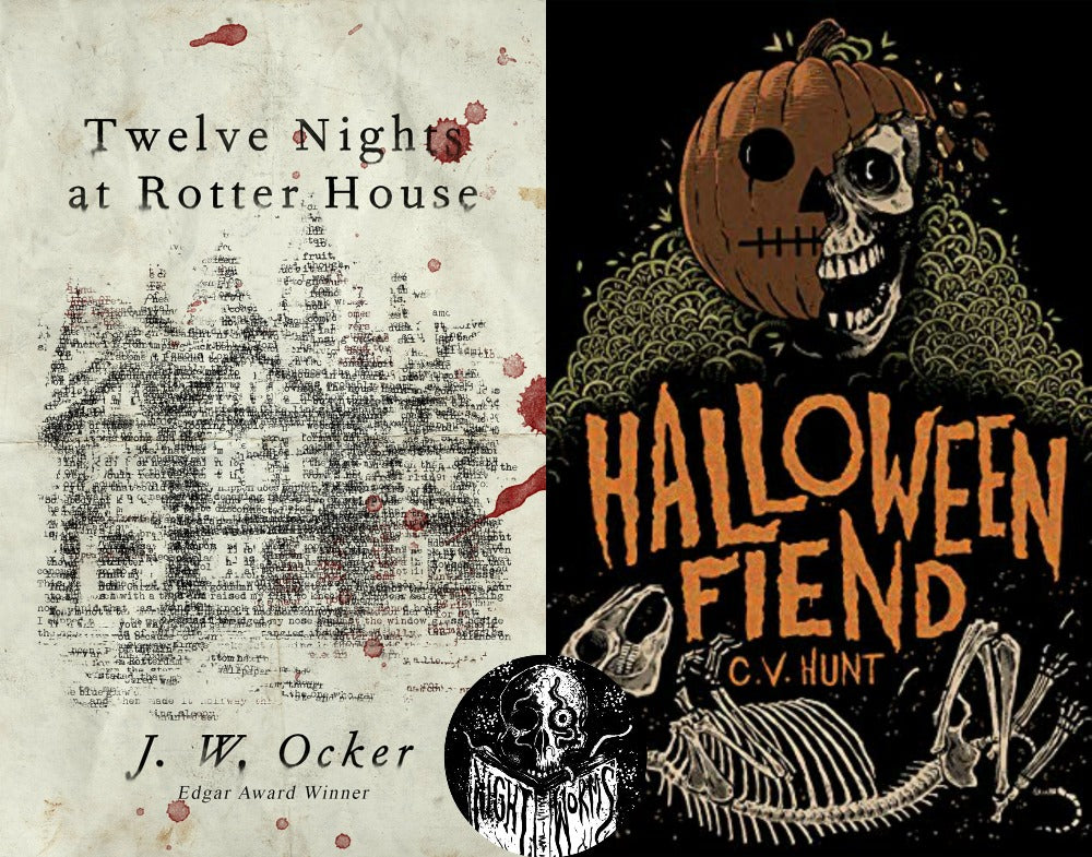 Countdown to Halloween: Two Books to Read Right Now for Halloween Feels!