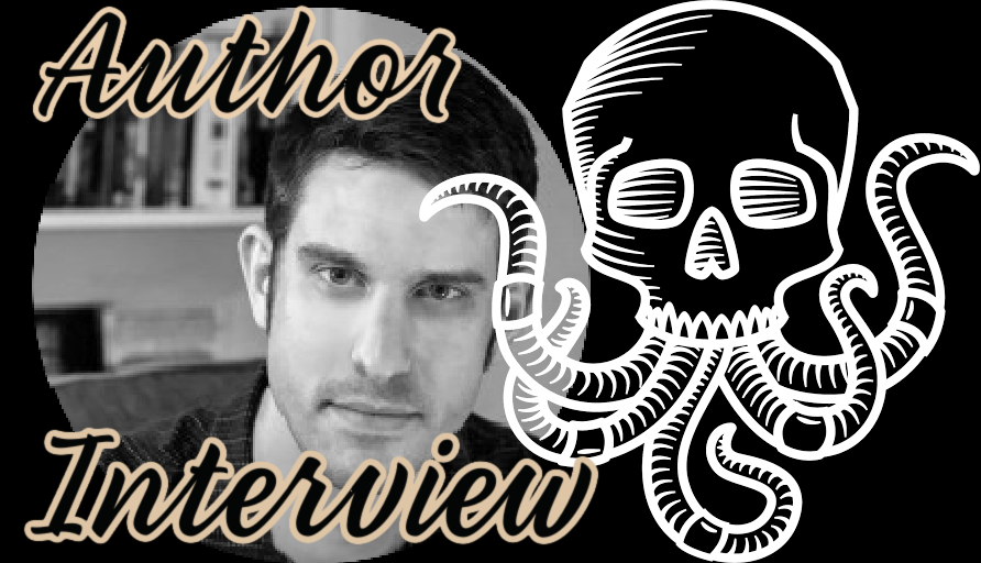 Author Interview: Lucas Mangum