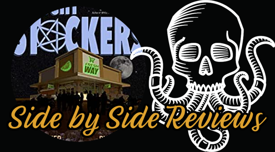 Side by Side Book Reviews: THE NIGHT STOCKERS by Kristopher Triana and Ryan Harding
