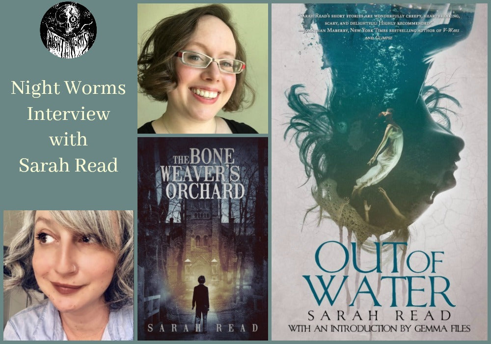 Sadie Hartmann, Mother Horror Chats with Sarah Read