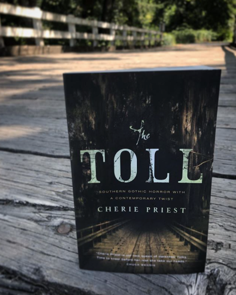 Book Review: THE TOLL by Cherie Priest