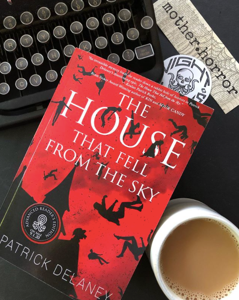 Book Party for THE HOUSE THAT FELL FROM THE SKY by Patrick Delaney