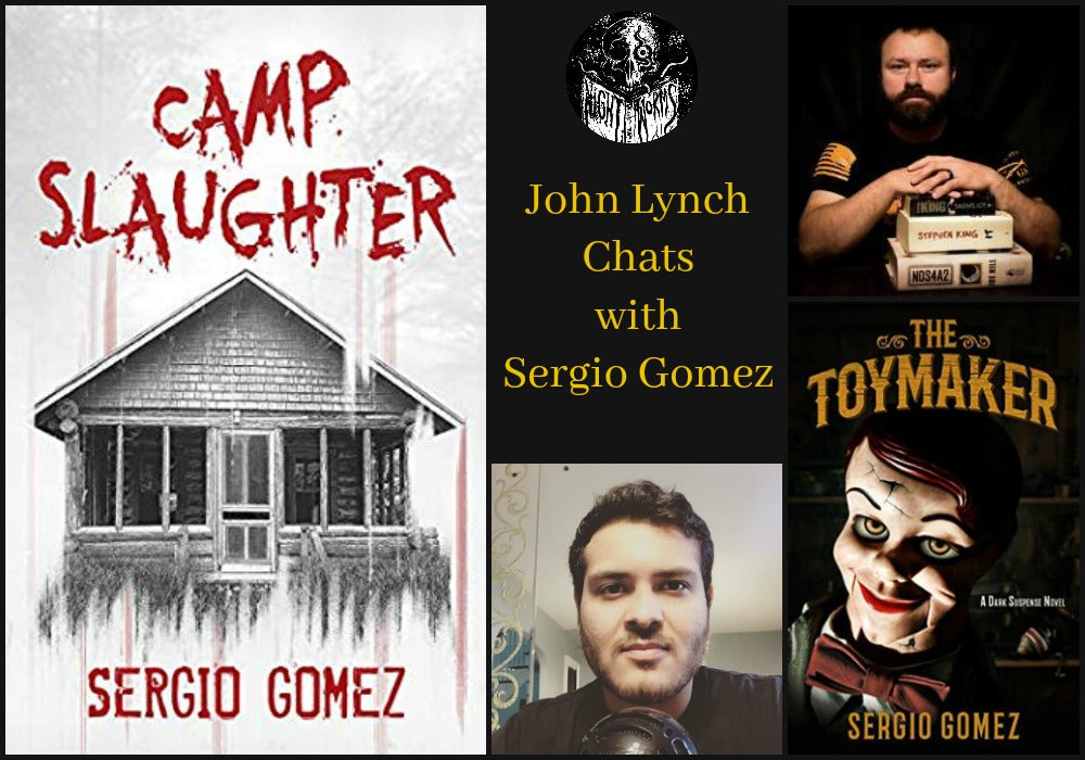 John Lynch Chats with Sergio Gomez- Camp Slaughter