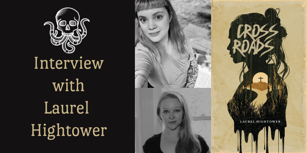 Author Interview: Tave Chats with Laurel Hightower | CROSSROADS
