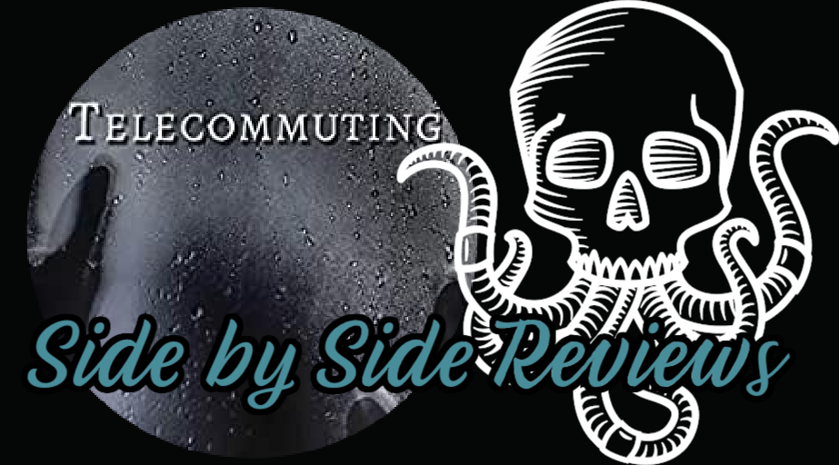 Side by Side Book Review: TELECOMMUTING by L. Marie Wood