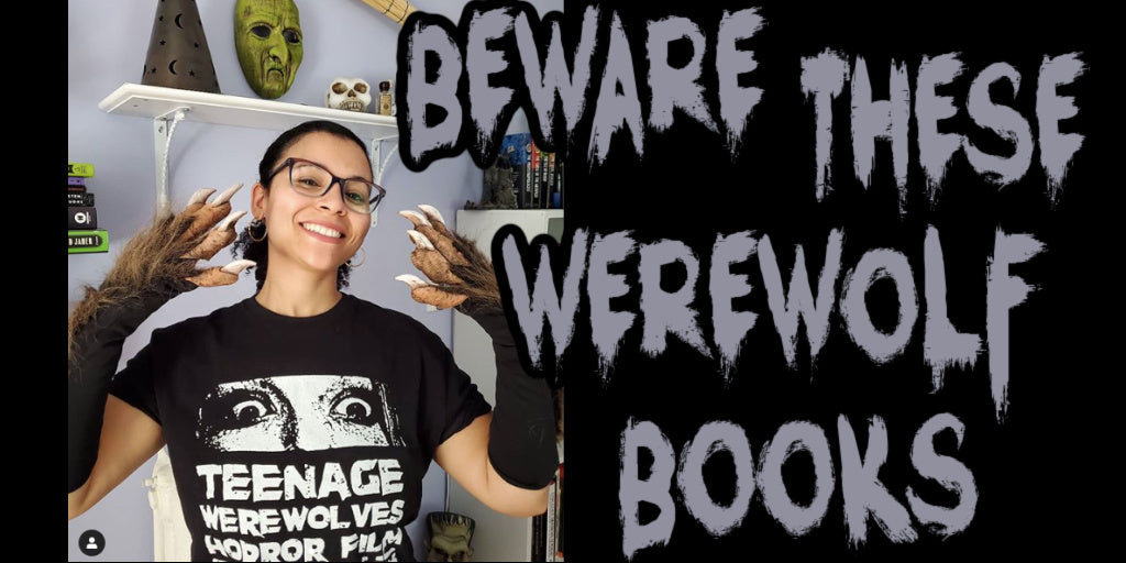 Beware These Werewolf Books! By @OneDarkAlly