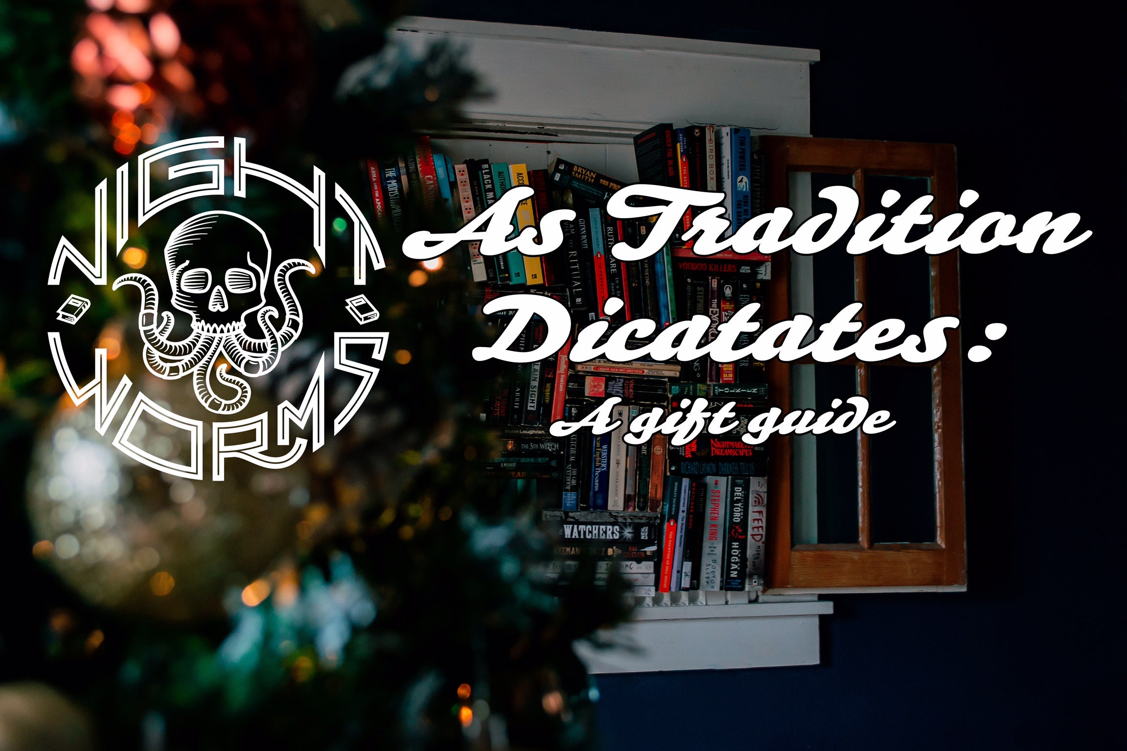 As Traditions Dictates: A Gift Guide by Kallie @pageandparlor