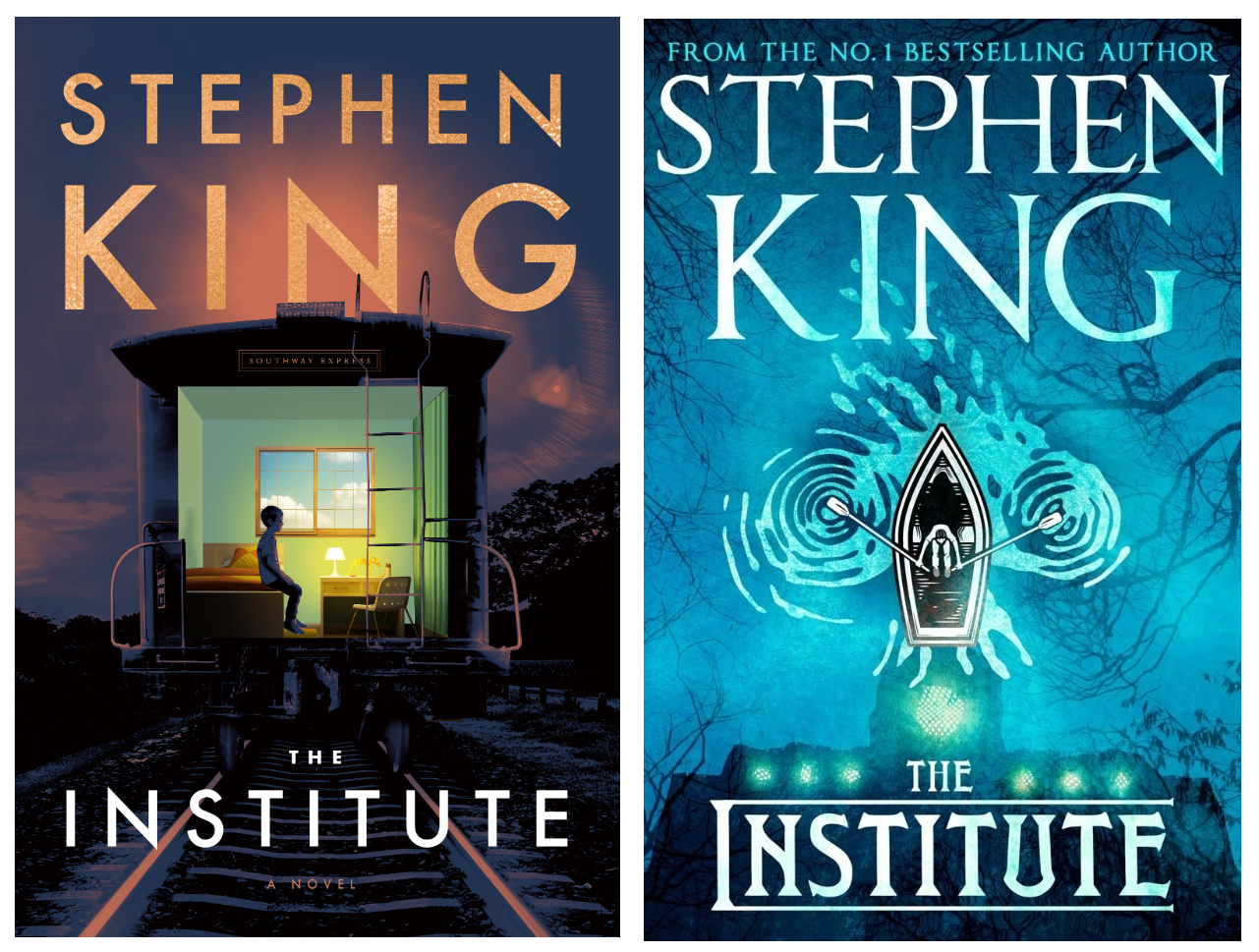 Sadie & Donnie's Side By Side Review of THE INSTITUTE by Stephen King