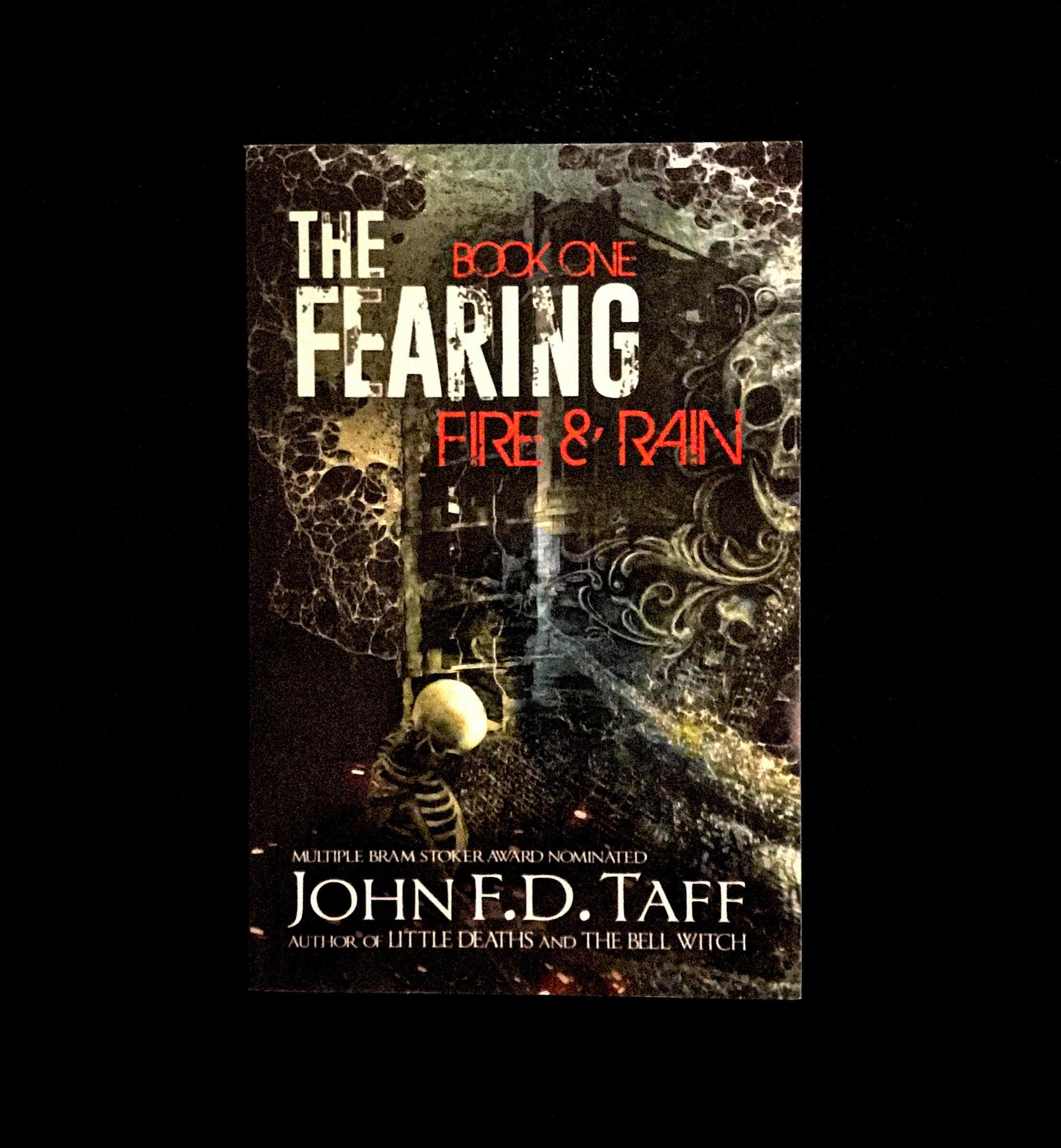 John's Review : The Fearing by John F. D. Taff