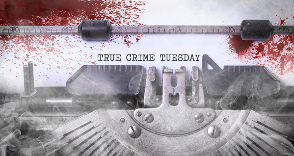 True Crime Tuesday- I'LL BE GONE IN THE DARK