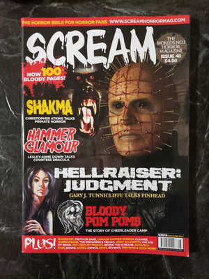 SCREAM Magazine Issue 48