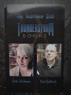 Night Worms x Thunderstorm Interview Chapbook