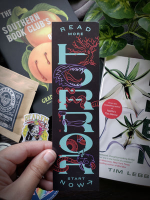 Read More Horror bookmark