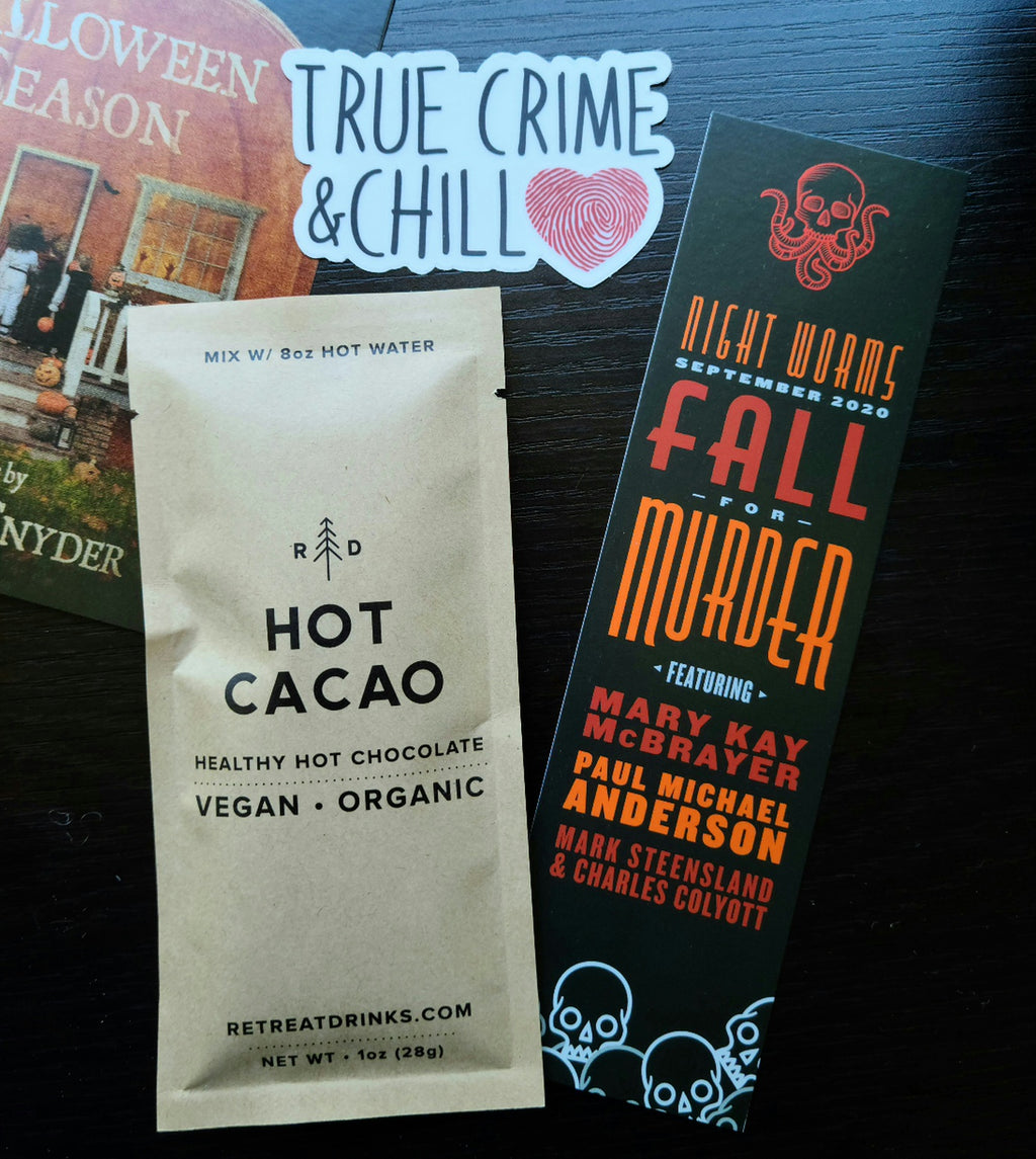 Fall for Murder Goodies