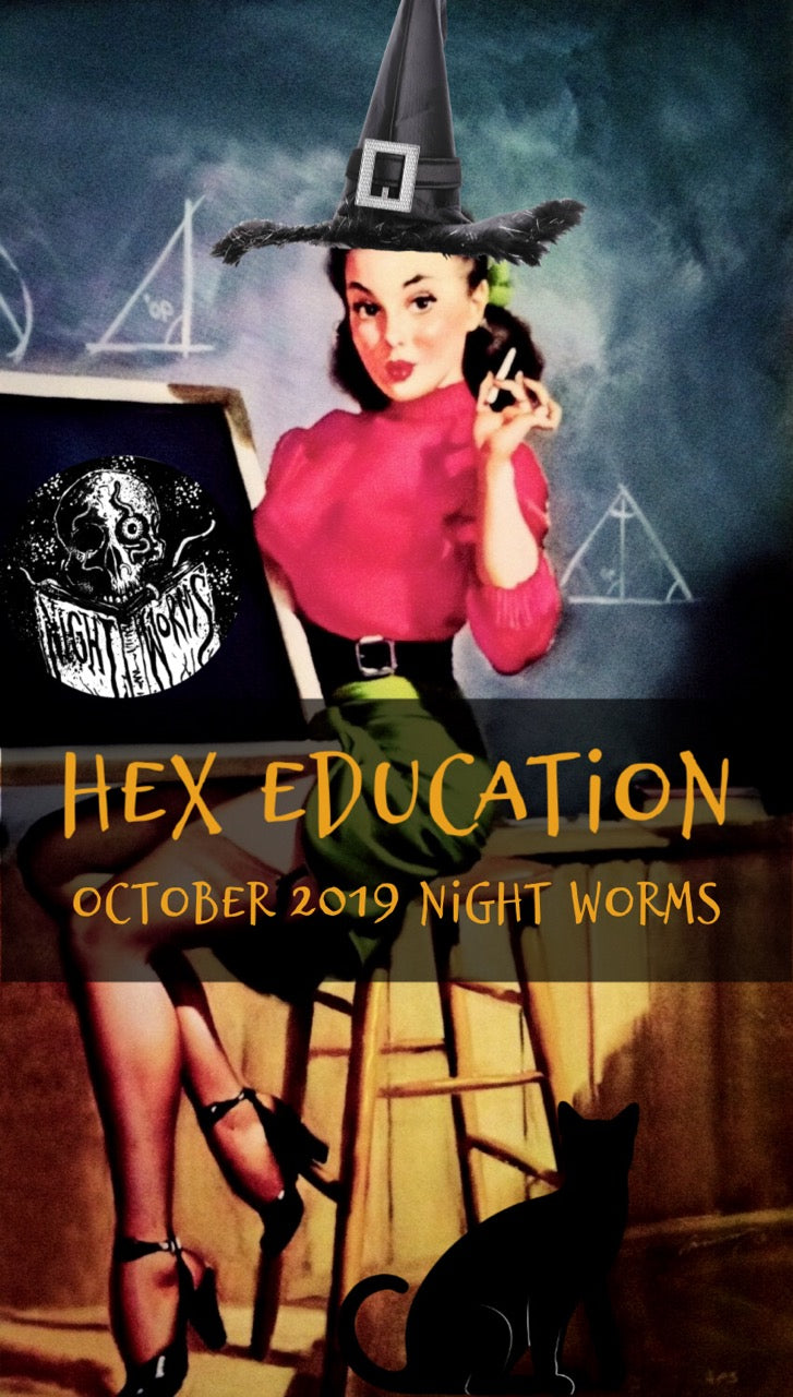 Hex Education - October 2019
