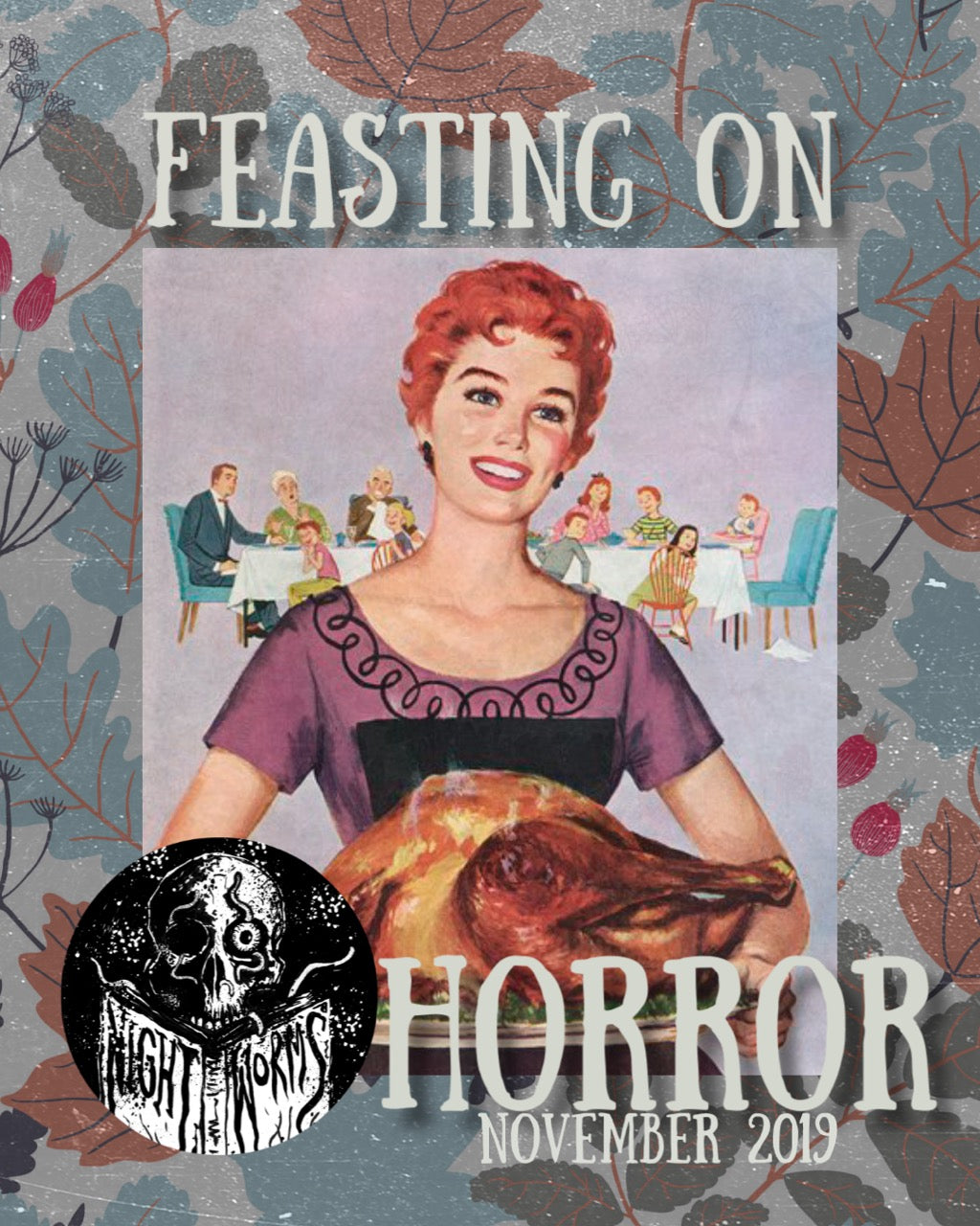 Feasting on Horror - November 2019:
