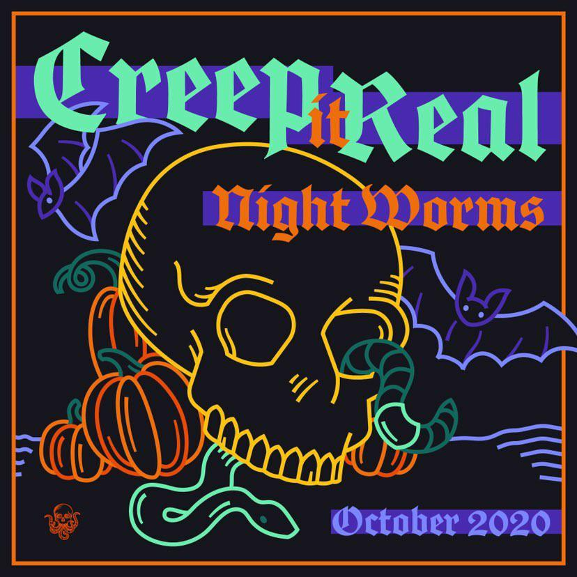 Creep It Real - October 2020