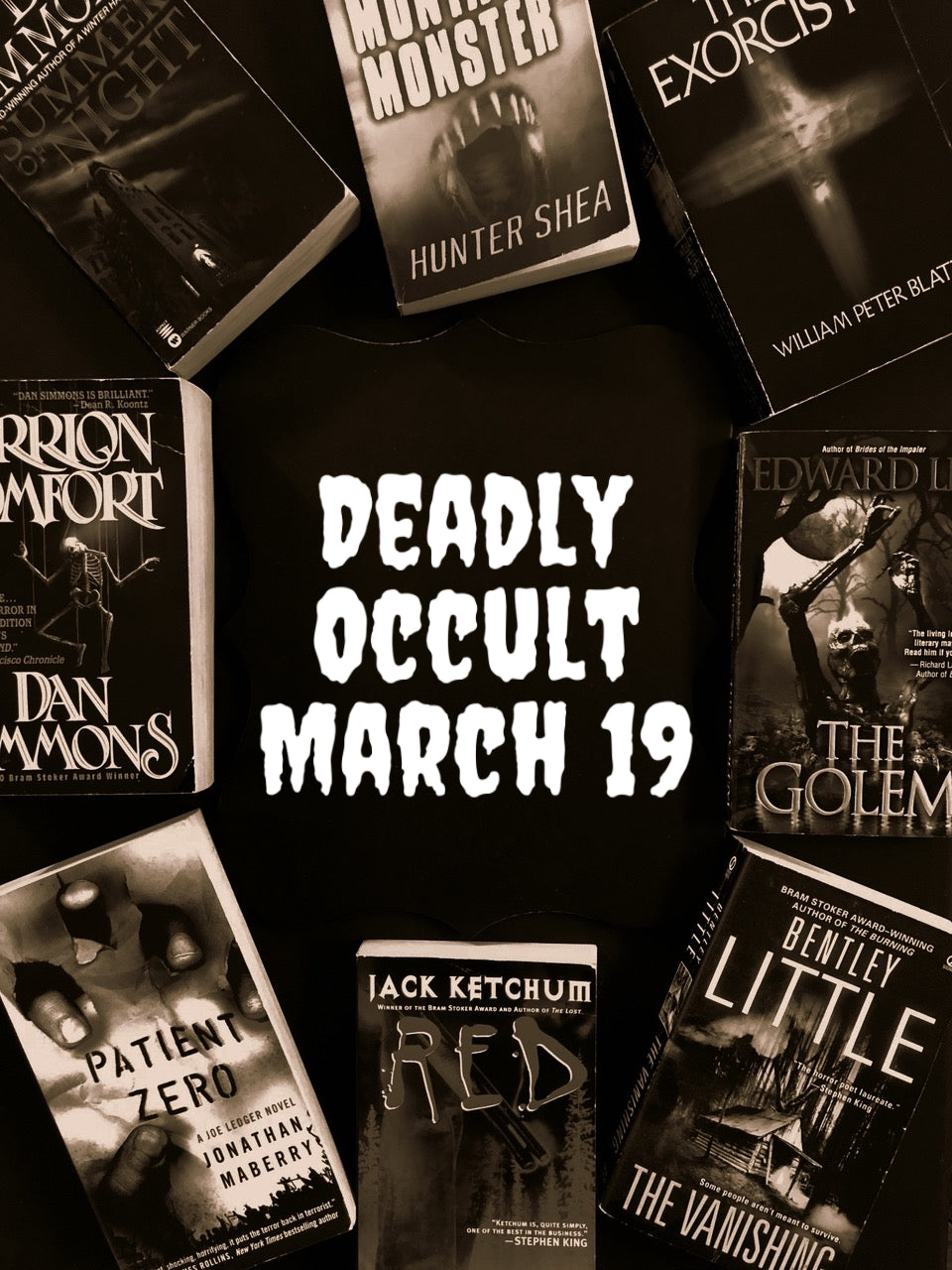 Deadly Occult - March 2019