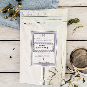 Clearview Tea Organic Earl Grey