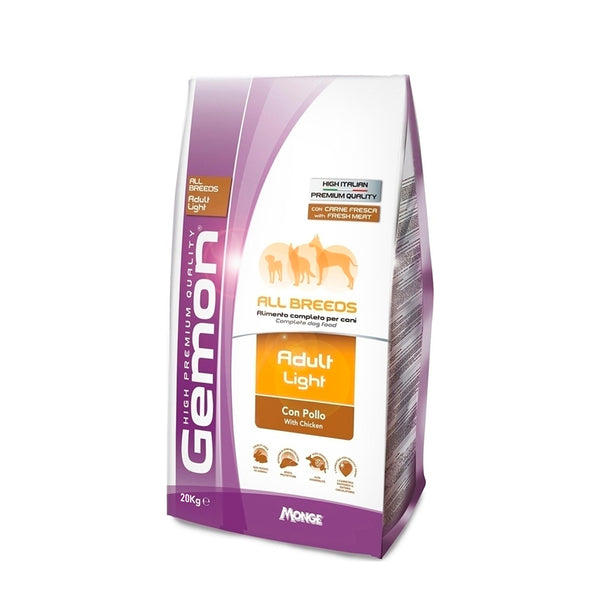 Gemon Adult Light High Premium [20 kg] - Hrana Animale