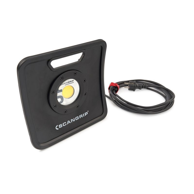 Lampa Scangrip Nova 5K Led Cu Stativ Trepied 1-3M 5000Lm