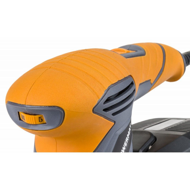 Slefuitor Orbital Excentric 3 In 1 1200W 125Mm - Scule electrice
