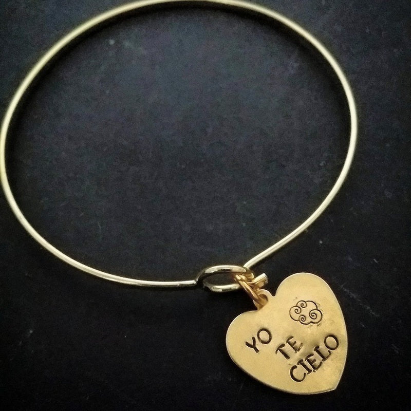Yo Te Cielo Bangle