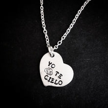 Load image into Gallery viewer, Yo Te Cielo Necklace