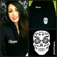 Load image into Gallery viewer, Chingona SugarSkull Hoodie