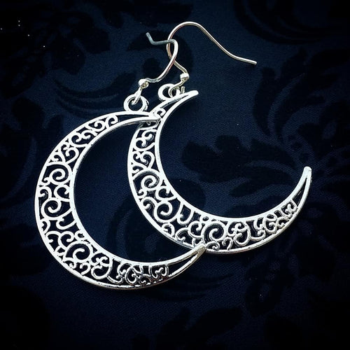Luna Swirl Earrings