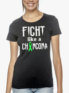Fight Like a Chingona Ribbon Shirt