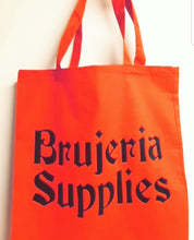 Load image into Gallery viewer, Brujeria Supplies Tote