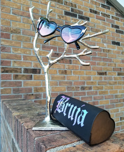 CatEye Corazon Sunglasses with Bruja Heart Case