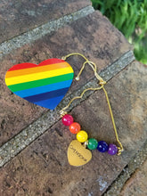 Load image into Gallery viewer, Pride Bolo Bracelet
