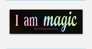 I am Magic Sticker