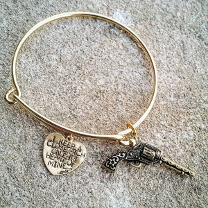 I keep a close watch on this Heart of Mine Bangle