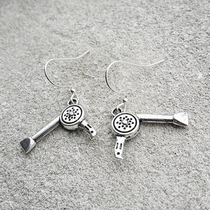 Blow dryer Earrings
