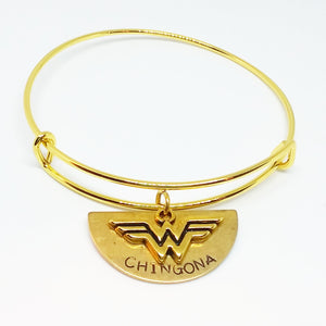 Chingona Maravilla Bangle