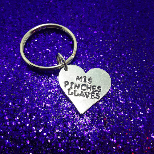 Mis Pinches Llaves mini KeyChain