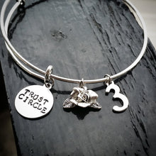 Load image into Gallery viewer, 3 Charm Pulsera