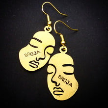 Load image into Gallery viewer, Bruja Rostro Earrings