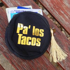 Pa' Los Tacos Coin Purse